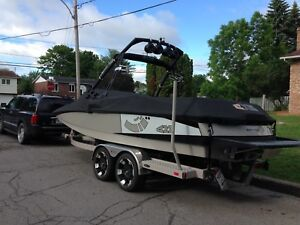 2010 axis with trailer