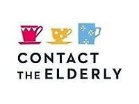 Contact the Elderly requires volunteer drivers and hosts