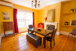 Updated Century home in Downtown Halifax