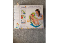 Summer Deluxe Baby Bather with Toybar