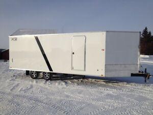2014 royal xr sled trailer