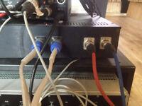 Hypex UCD 400 HG stereo power amplifier