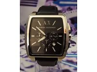 ARMANI EXCHANGE ***SERVICED***6 MONTHS WARRANTY***