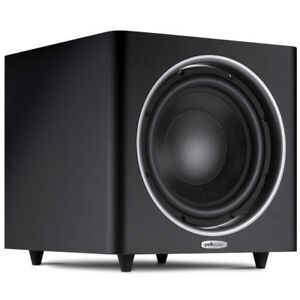 "Polk Audio PSW110 10"" 200-Watt Powered Subwoofer"