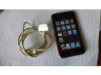 Apple iPod touch 2nd generation black ( 8GB).