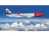 2 X return flights to Miami, Fort Lauderdale £750
