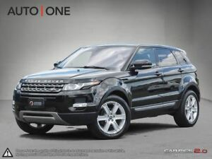 2013 Land Rover Range Rover Evoque PURE | PANORAMIC ROOF