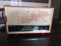 EKCO VALVE 1950? Radio