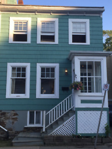 BEAUTIFUL CHARMING OLD HOME TO RENT IN DOWNTOWN HALIFAX NS