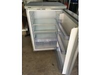 Small grey fridge