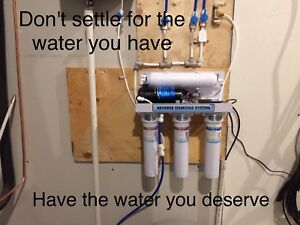 Better water at you finger tip
