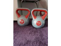 Kettlebell, never used