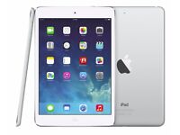 *Excellent* Apple iPad Air 16GB Silver WiFi latest iOS 10 + LTE/4G on EE Virgin mobile networks