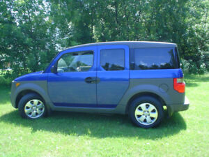 2004 Honda Element Familiale 85000km