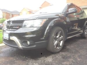 2015 Dodge Journey Crossroad Flex Fuel