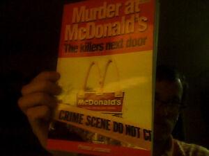 Murder At McDonald's: The Killers Next Door & Frank Magazine