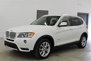 2013 BMW X3 xDrive28i Navigation, Technology Package, RARE