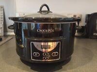 Crockpot Digital Slow Cooker