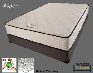 NEW Mattress! ★Pocket spring/Pillow Top★ Can Deliver