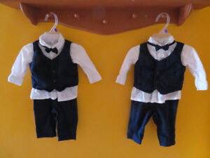 Special Occasion Outfits for boys - 2 sets