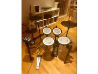 Roland TD-11KV Electronic Drum Kit + Kick Pedal
