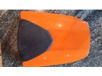 Rear Seat Cover cowl For Honda CBR600RR CBR 600 RR 2013-2014 Orange
