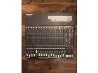 Mackie 1604 VLZ Pro 16-Channel Mixing Desk