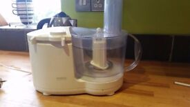 Kenwood food processor. All the parts I have are shown in the photo, (plus cover).