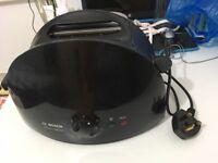 Black Bosch toaster for £10