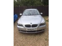 BMW 525D Estate Disel Auto. New run flat tyres, new battery, tow bar. OFFERS WELCOME