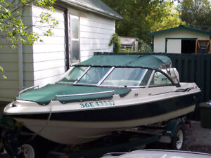 15 FT. Bowrider  Package