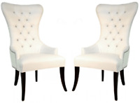 King & Queen Chairs or Bridal Loveseat - $250.00 incl. Delivery