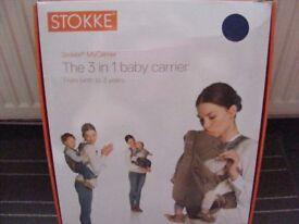 STOKKE 3-in-1 baby carrier