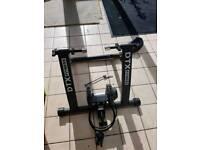 Dtx fitness bike trainer