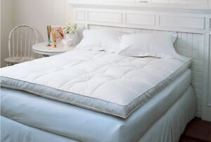King Feather Bed (mattress topper)