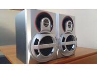 Philips hifi speakers
