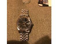Rolex Datejust 16220 Watch - Black Dial - Steel - 2000 - Gents - Automatic