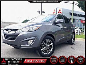 Hyundai Tucson GLS CUIR + TOIT PANO / FREINS NEUFS 61$/SEM