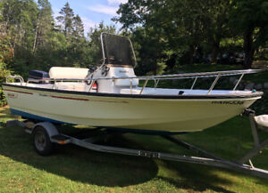 Boston Whaler Dauntless 15' for SALE