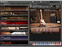 KONTAKT INSTRUMENTS -PC/MAC-