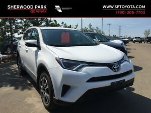 2016 Toyota RAV4 All Wheel Drive!