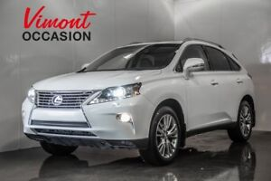 2013 Lexus RX 350 CUIR TOIT OUVRANT HEATED AND VENTED SEATS