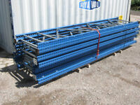 HiLo Warehouse Racking great condition// REEDUCED £850 for the lot