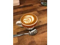 Experienced Barista wanted for full time!
