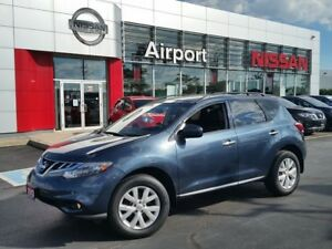 2013 Nissan Murano SL, LOADED,LEATHER,ROOF,PL,PW