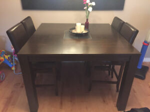 Dining or kitchen table set