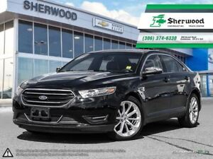 2016 Ford Taurus Limited AWD Only 11,000KMS!!