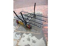 Pendle tow bar mounted bike carrier.
