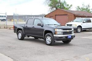 2008 Chevrolet Colorado LT 4x4 4DR Certified E-Tested 2 Year W