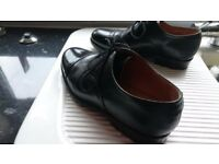 Mens Size 9 Leather Parade RAF/Army/Cadet Shoes - Chester, Liverpool, Wirral